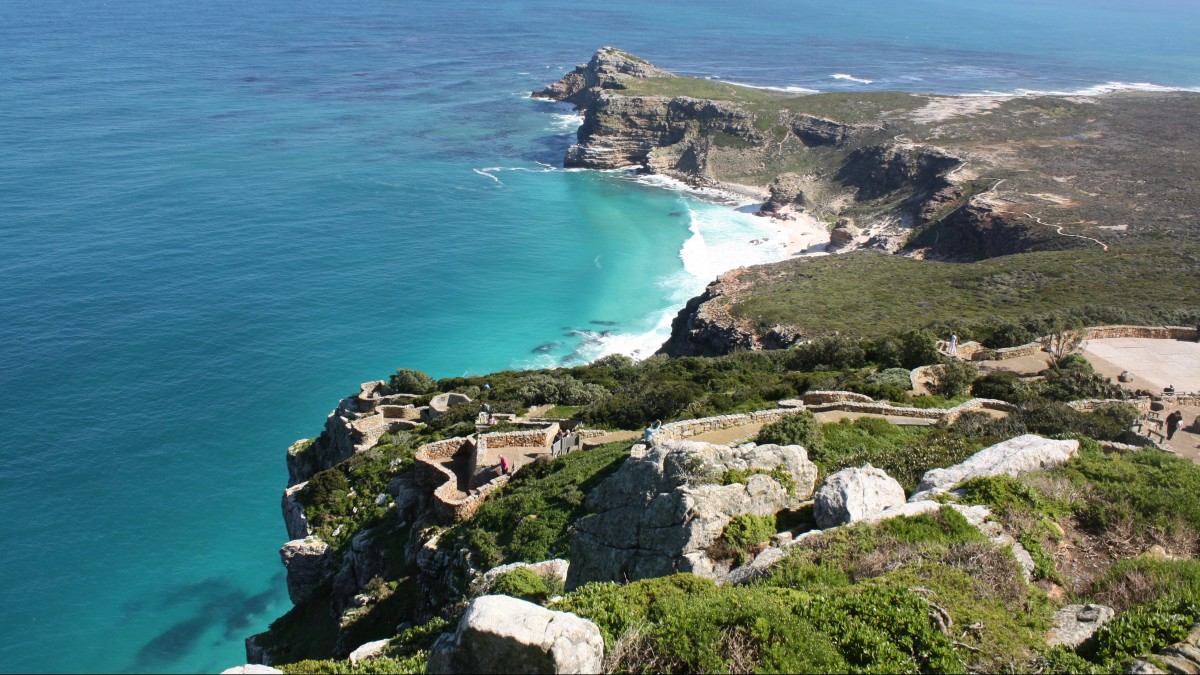 Cape Point Aerial