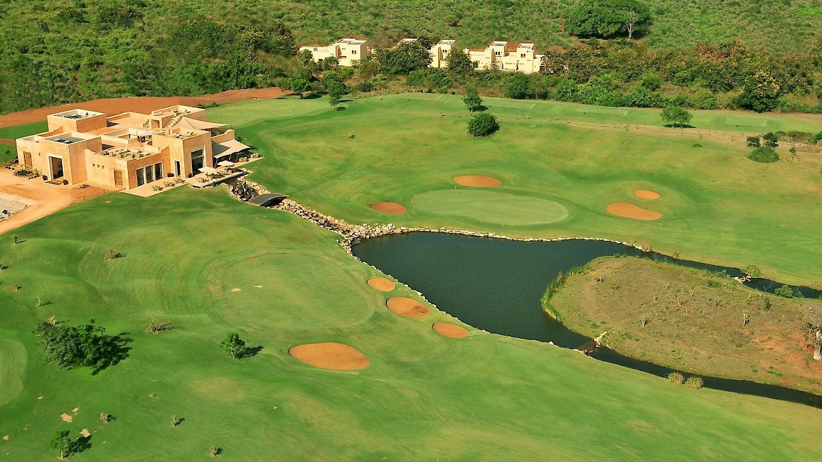 Vipingo Golf Club Aerial