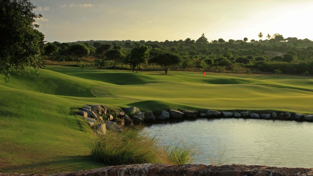 Vipingo Golf Club Sunset